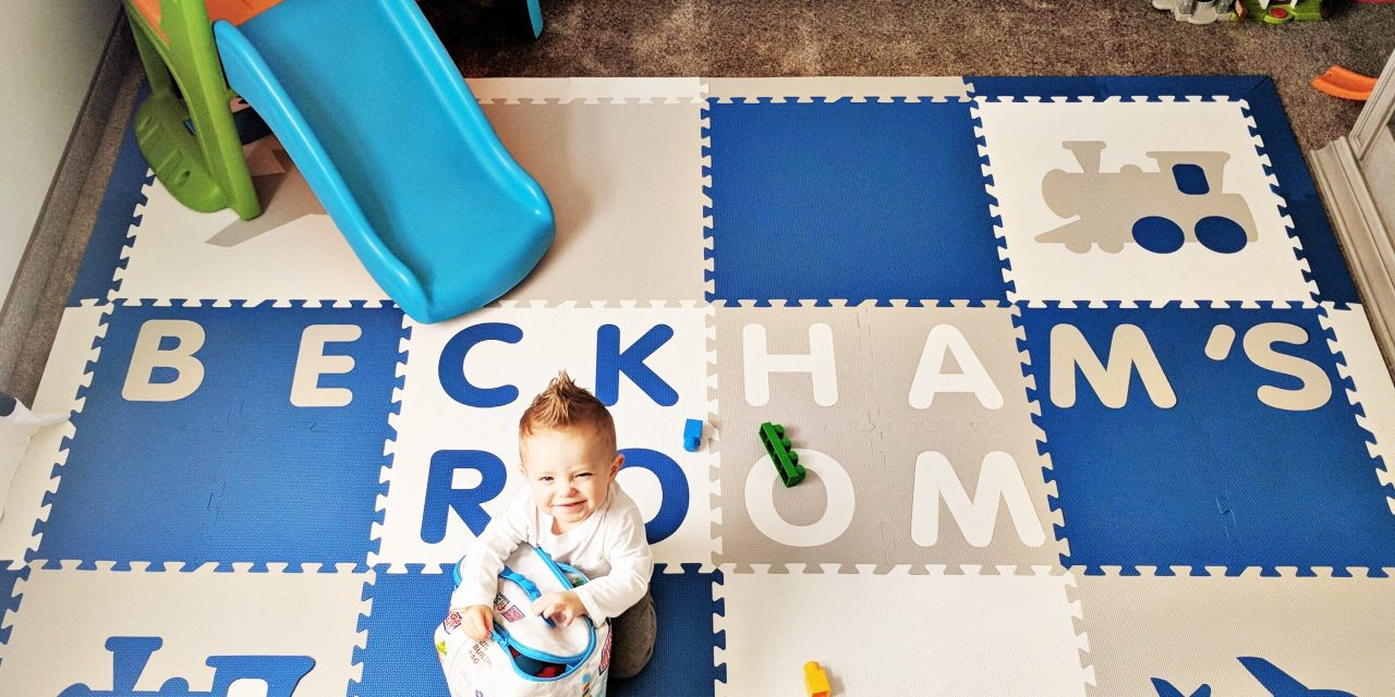 SoftTiles Playmat