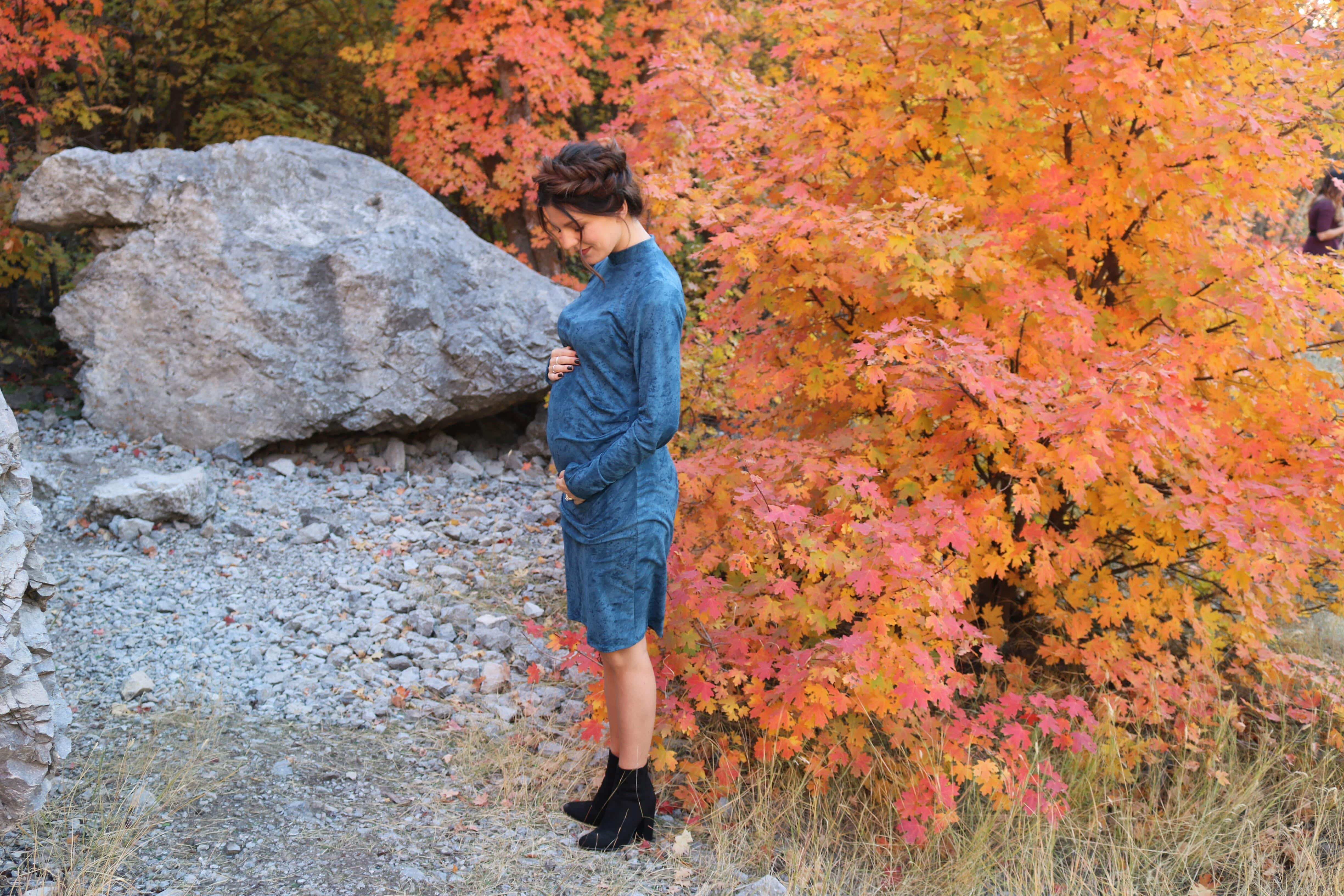 Fall Maternity Pics