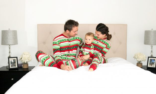 Family Christmas Pajamas 2017